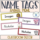 Name tags editable