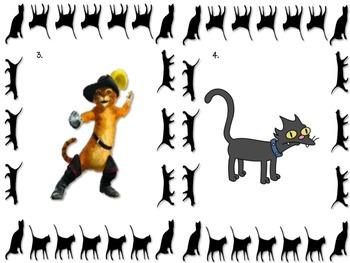 Name that Cat Game