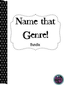 Name that Genre! Bundle