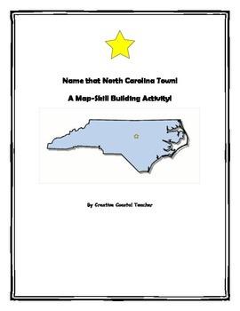 Name that North Carolina Town