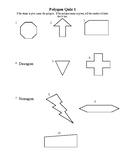 Name that Polygon Quiz