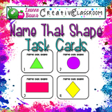 Name that Shape Task Cards