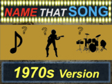 Name that Song, Artist, Genre - 1970s Version (interactive music guessing game)