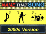 Name that Song, Artist, Genre: 2000s Version (interactive music guessing game)