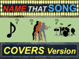 Name that Song, Artist, Genre: COVERS Version (interactive music guessing game)