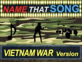 Name that Song, Artist, Genre: VIETNAM WAR (interactive music guessing game)
