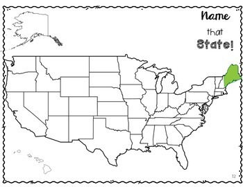 Name that State!