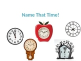 Name that Time game (to the nearest 5 minutes)
