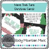 Name that Tune Christmas Songs