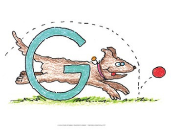 "Name the Alpha-Dogs ♥ BUNDLE ♥ 8.5"" x 11"""