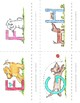 """Name the Alpha-Dogs in Color - 4.25"""" x 5.5"""""""