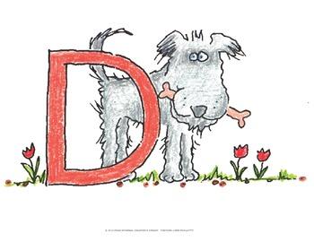 "Name the Alpha-Dogs BUNDLE - 8.5"" x 11"""