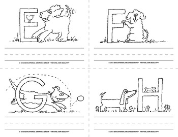 """Name the Alpha-Dogs in Black/White - 4.25"""" x 5.5"""""""