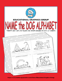 "Name the Alpha-Dogs in Black/White - 4.25"" x 5.5"""