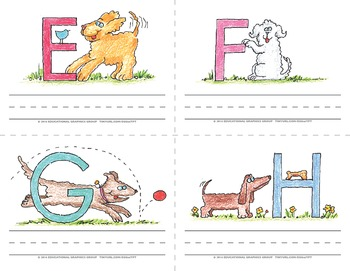 "Name the Alpha-Dogs BUNDLE - 4.25"" x 5.5"""