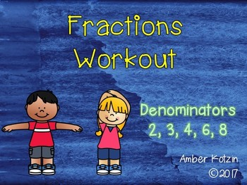 Name the Fraction Workout