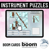 Name the Instrument Puzzles with Multiple Choice Answers B