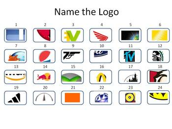 name the logo quiz by teach with technology teachers pay teachers rh teacherspayteachers com printable logo quiz with answers uk printable logo quiz uk