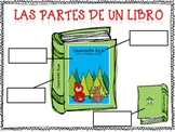 Name the Parts of The Book-Center