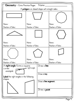 Name the Polygon and Decompose Shapes