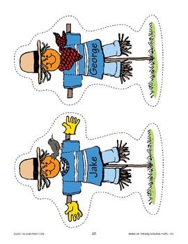 Name the Scarecrows
