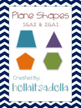 Plane Shape - Identify