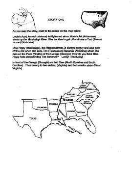 Name the States