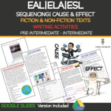 Sequencing|Cause & Effect: Passages|Activities|POWERPOINT(