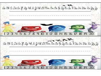 Nameplates InsideOut