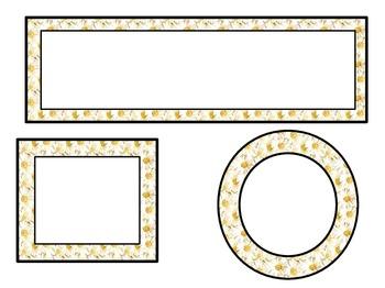 Nameplates & Number labels