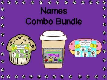 Names Combo Bundle