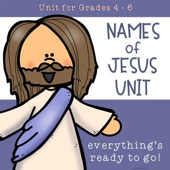 Names of Jesus Unit