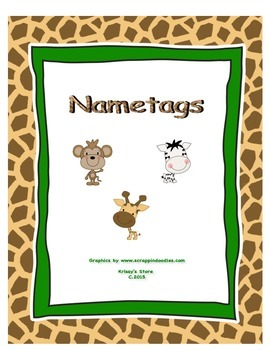 Nametags