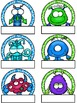 Nametags, Locker Tags, Labels Bundle Monster Theme