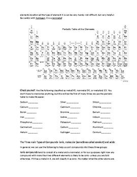 Namin and Formula Writing