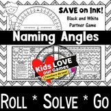 Naming Angles GAME: Acute, Obtuse, and Right Angles: 4th Grade 4.G.A.1