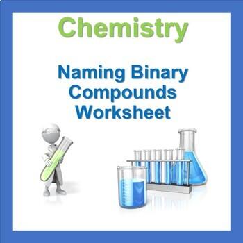 Naming Binary Compounds Teaching Resources Teachers Pay Teachers