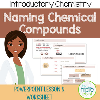Chemistry: Naming Chemical Compounds
