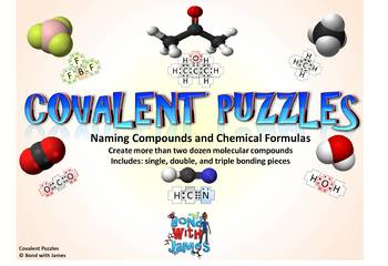 Naming Compounds and Writing Chemical Formulas: Covalent C