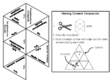 Naming Covalent Compounds Game: Chemistry Tarsia Puzzle
