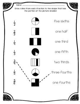 equivalent fractions worksheet free printable worksheets naming ...