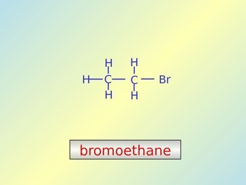 Chemistry: Naming Haloalkane Molecules