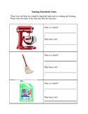 Naming Household Items