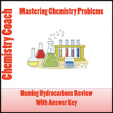 Naming Hydrocarbons Review (Alkanes, Alkenes, and Alkynes)
