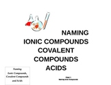 Naming Ionic Compounds, Covalent Compounds and Acids