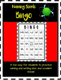 Naming Ionic and Covalent Bonds Bingo