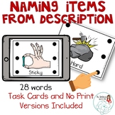 Naming Items by Description