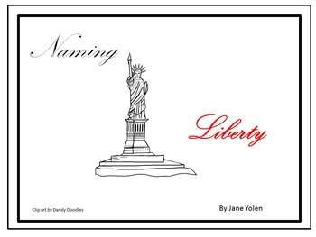Naming Liberty  by Jane Yolen