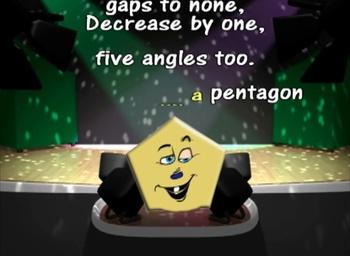 Naming Polygons - Music Video - Math Song