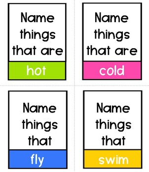 Naming Things  in a Category